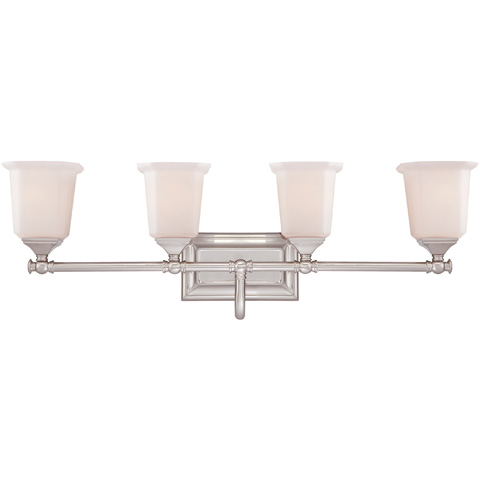 Quoizel - Nicholas Bath Light - NL8604BN