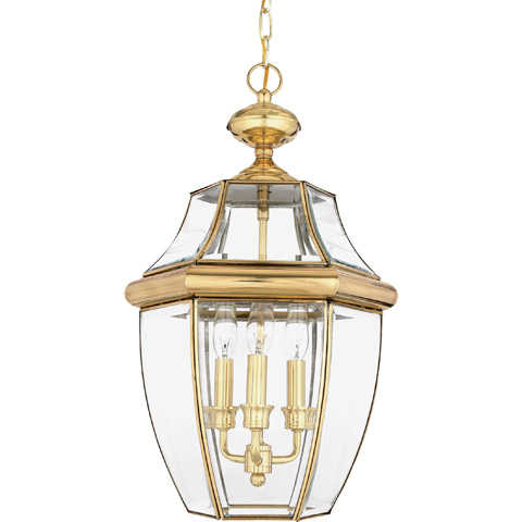 Quoizel - Newbury Outdoor Lantern - NY1179B