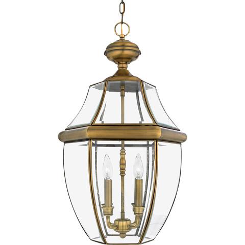 Quoizel - Newbury Outdoor Lantern - NY1180A