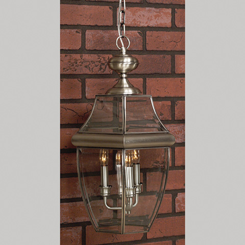 Quoizel - Newbury Outdoor Lantern - NY1180P