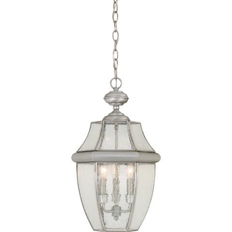 Quoizel - Newbury Outdoor Lantern - NY1912P