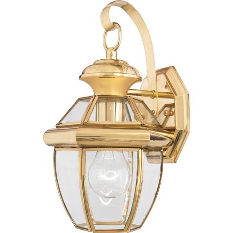 Quoizel - Newbury Outdoor Lantern - NY8315B