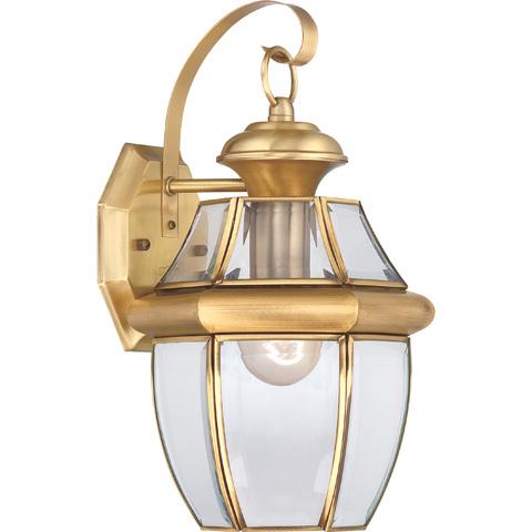 Quoizel - Newbury Outdoor Lantern - NY8316B