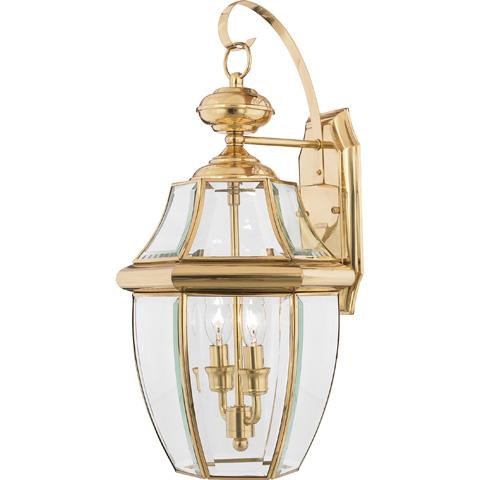 Quoizel - Newbury Outdoor Lantern - NY8317B