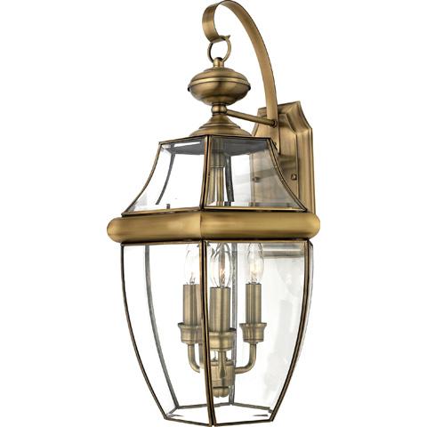 Quoizel - Newbury Outdoor Lantern - NY8318A
