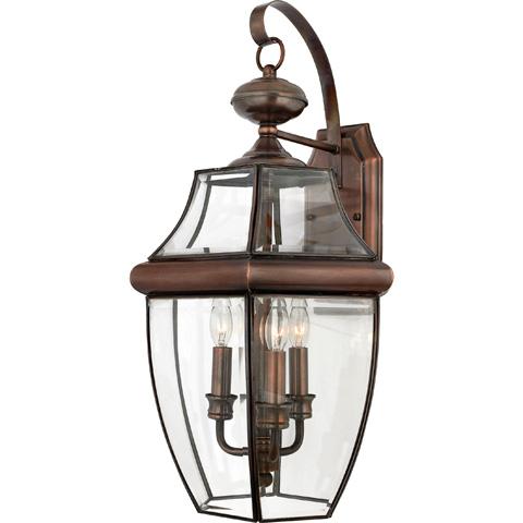 Quoizel - Newbury Outdoor Lantern - NY8318AC