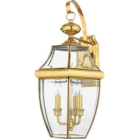 Quoizel - Newbury Outdoor Lantern - NY8318B