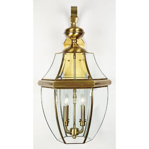 Quoizel - Newbury Outdoor Lantern - NY8339A