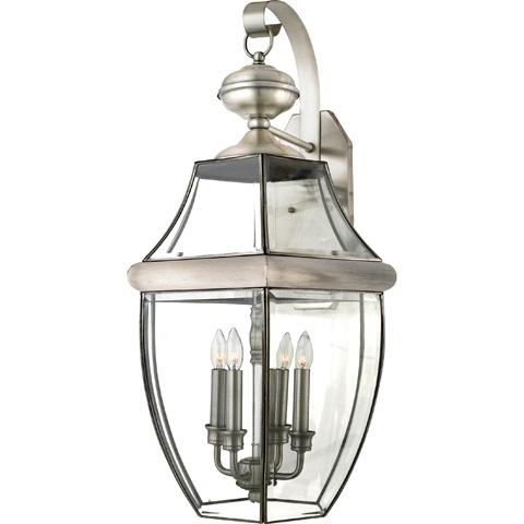 Quoizel - Newbury Outdoor Lantern - NY8339P