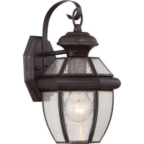 Quoizel - Newbury Outdoor Lantern - NY8407ZFL