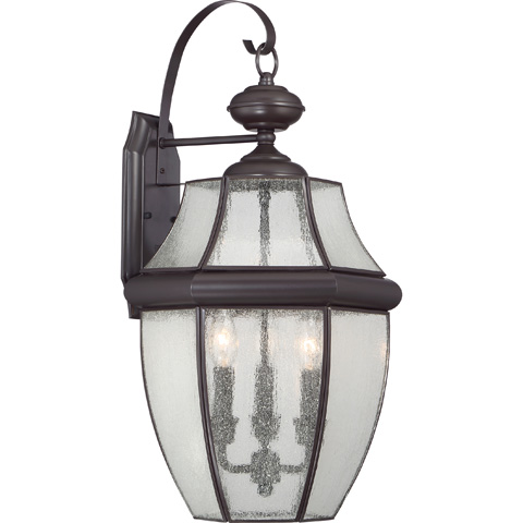 Quoizel - Newbury Outdoor Lantern - NY8412Z