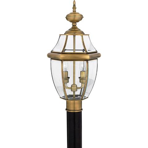 Quoizel - Newbury Outdoor Lantern - NY9042A