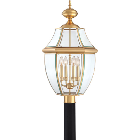 Quoizel - Newbury Outdoor Lantern - NY9045B