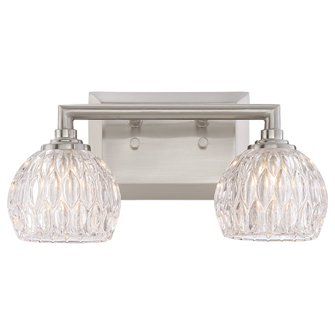 Quoizel - Platinum Collection Serena Bath Light - PCSA8602BN