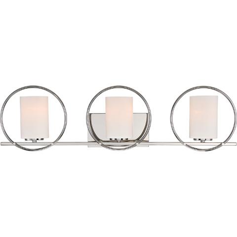 Quoizel - Parallel Bath Light - PRL8603PK