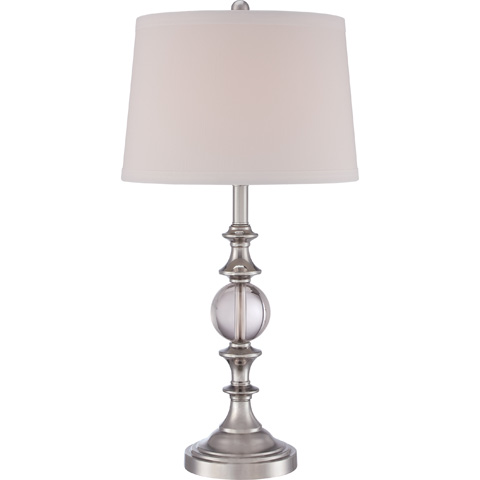 Quoizel - Quoizel Portable Lamp Table Lamp - Q1634TBN