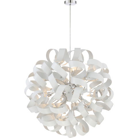 Quoizel - Ribbons Foyer Piece - RBN2831W