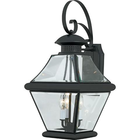 Quoizel - Rutledge Outdoor Lantern - RJ8411K
