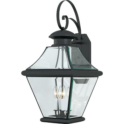 Quoizel - Rutledge Outdoor Lantern - RJ8414K