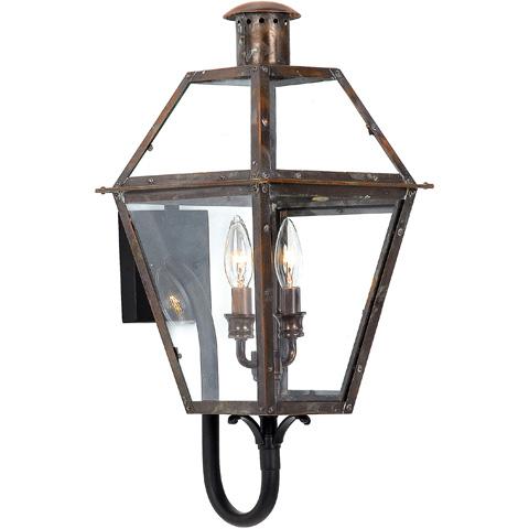Quoizel - Rue De Royal Outdoor Lantern - RO8311AC