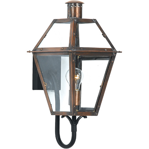 Quoizel - Rue De Royal Outdoor Lantern - RO8410AC