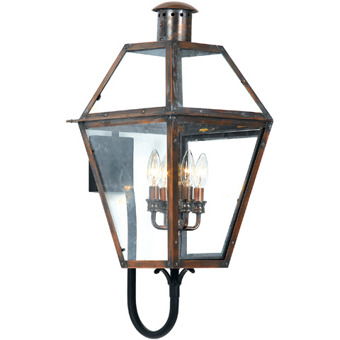 Quoizel - Rue De Royal Outdoor Lantern - RO8414AC
