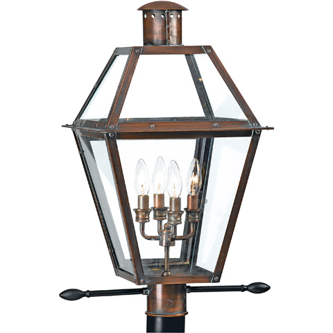 Quoizel - Rue De Royal Outdoor Lantern - RO9014AC