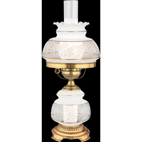 Quoizel - Satin Lace Table Lamp - SL701G