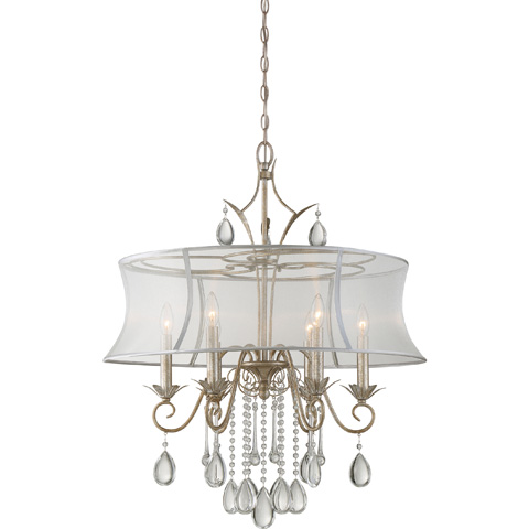 Quoizel - Silhouette Chandelier - SLT5006IF