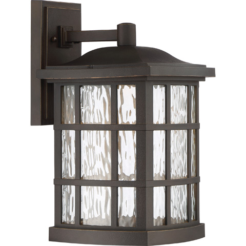 Quoizel - Stonington LED Outdoor Lantern - SNNL8409PN