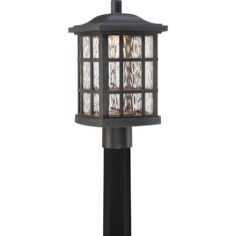 Quoizel - Stonington LED Outdoor Lantern - SNNL9009K