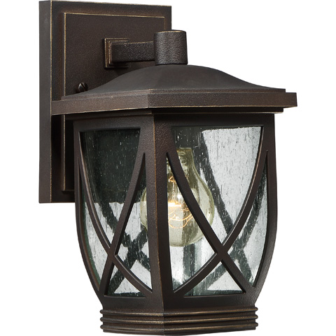 Quoizel - Tudor Outdoor Lantern - TDR8406PNFL
