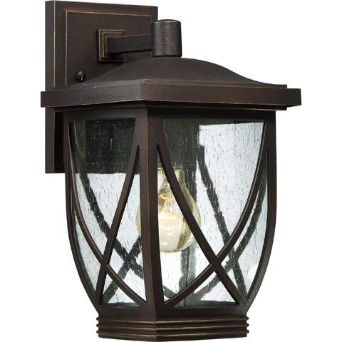 Quoizel - Tudor Outdoor Lantern - TDR8408PNFL