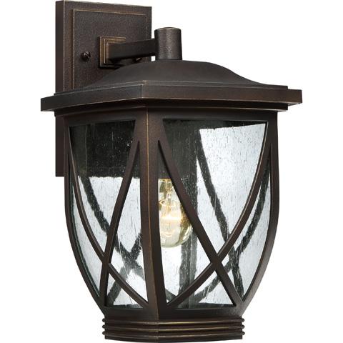 Quoizel - Tudor Outdoor Lantern - TDR8409PNFL