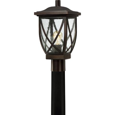 Quoizel - Tudor Outdoor Lantern - TDR9009PNFL