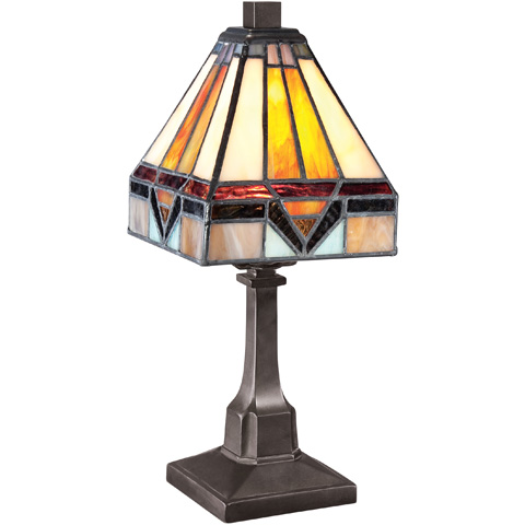 Quoizel - Tiffany Table Lamp - TF1021TVB