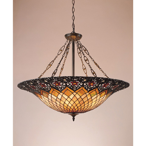 Quoizel - Tiffany Foyer Piece - TF1901VB