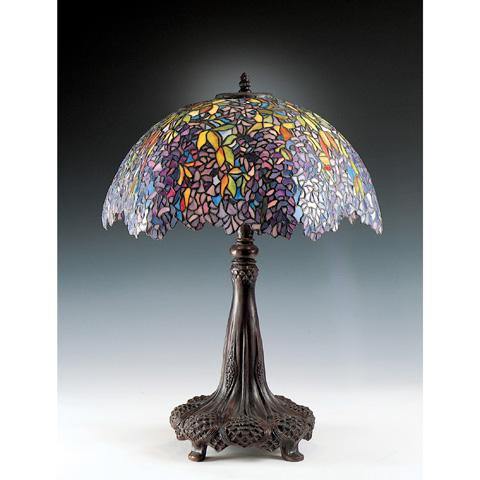 Quoizel - Tiffany Table Lamp - TF6034R