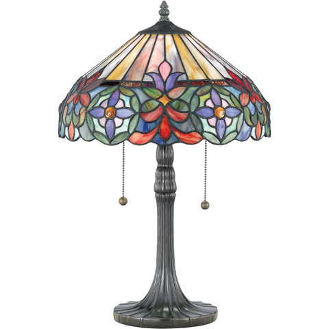 Quoizel - Tiffany Table Lamp - TF6826VB