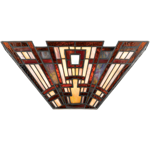 Quoizel - Classic Craftsman Wall Sconce - TFCC8802