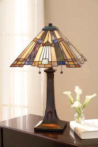 Quoizel - Inglenook Table Lamp - TFT16191A1VA