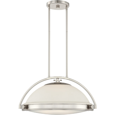 Quoizel - Uptown Fulton Pendant - UPFT1820IS
