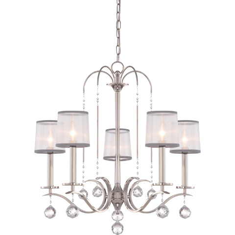 Quoizel - Whitney Chandelier - WHI5005IS