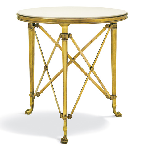 Ralph Lauren by EJ Victor - Cannes Gueridon Table - 7400-42