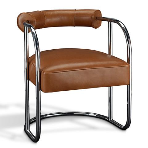 Ralph Lauren by EJ Victor - City Modern Dining Chair - 736-27