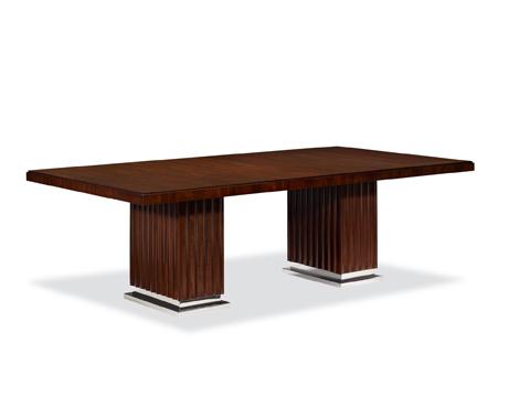 Ralph Lauren by EJ Victor - Duke Pedestal Dining Table - 1866-20