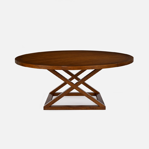 Ralph Lauren by EJ Victor - Jamaica Dining Table - 4000-20