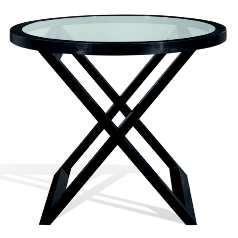 Ralph Lauren by EJ Victor - Mercer Street Lacquer Table - 2618-41