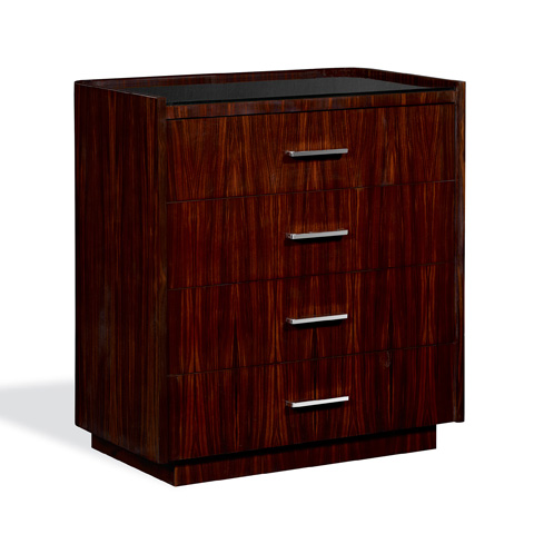 Image of Modern Metropolis Bedside Chest