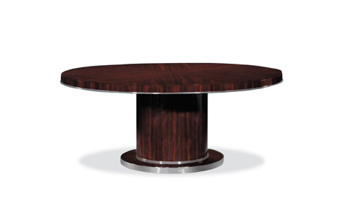 Image of Modern Metropolis Dining Table